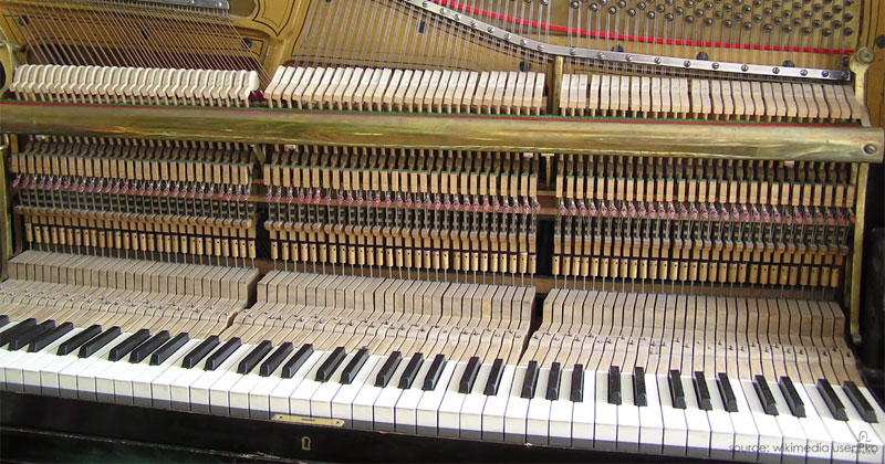 Why It's Impossible to Perfectly Tune a Piano