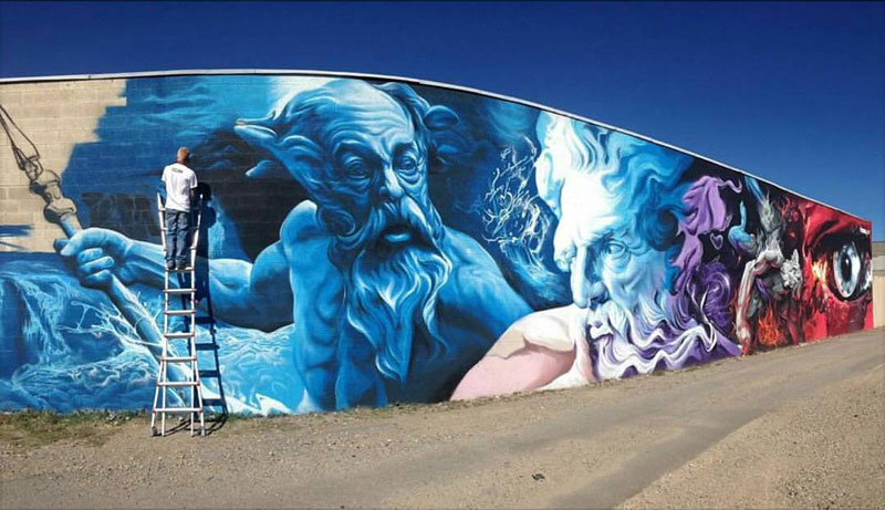 100 ft mural salt lake city utah by SRIL shae petersen (5)