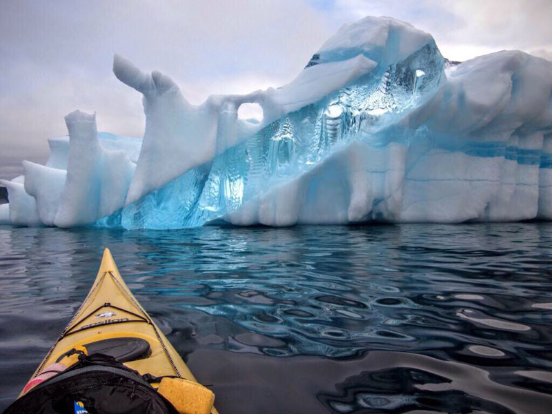amazing iceberg in newfoundland Picture of the Day: Amazing Iceberg in Newfoundland