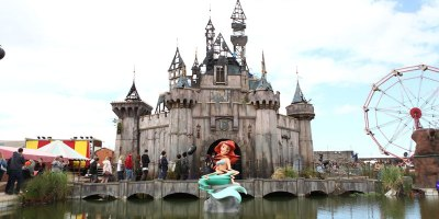 In Case You Missed It: A Video Tour of Banksy's Dismaland