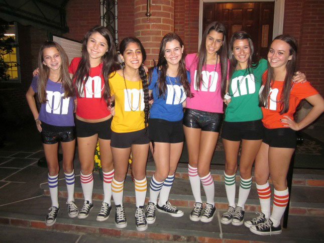 cheap easy diy group costumes for halloween (13)