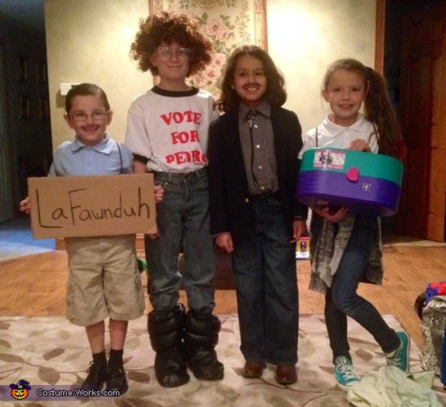 cheap easy diy group costumes for halloween (17)