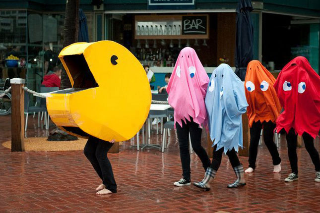 cheap easy diy group costumes for halloween 3