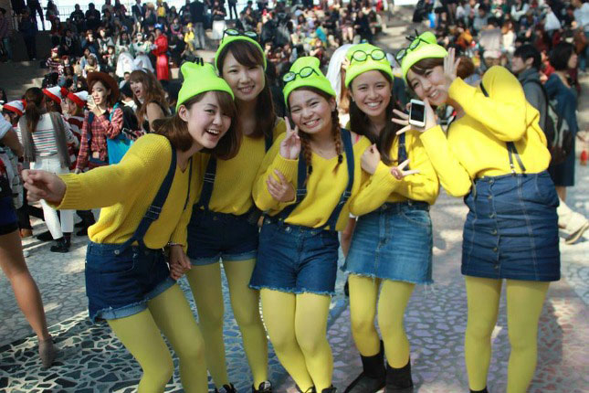 cheap easy diy group costumes for halloween (4)
