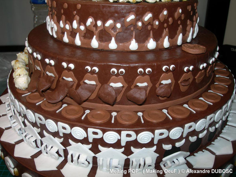 chocolate cake zoetrope by alexandre dubosc (2)