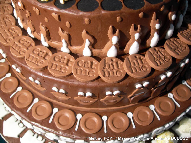 chocolate cake zoetrope by alexandre dubosc (3)