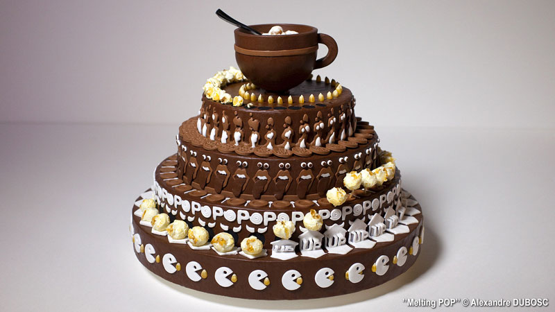chocolate cake zoetrope by alexandre dubosc (7)