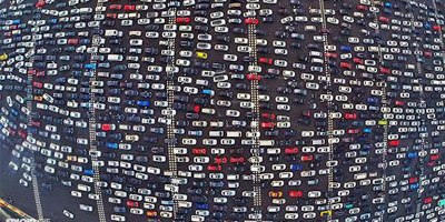 This Traffic Jam in Beijing isInsane