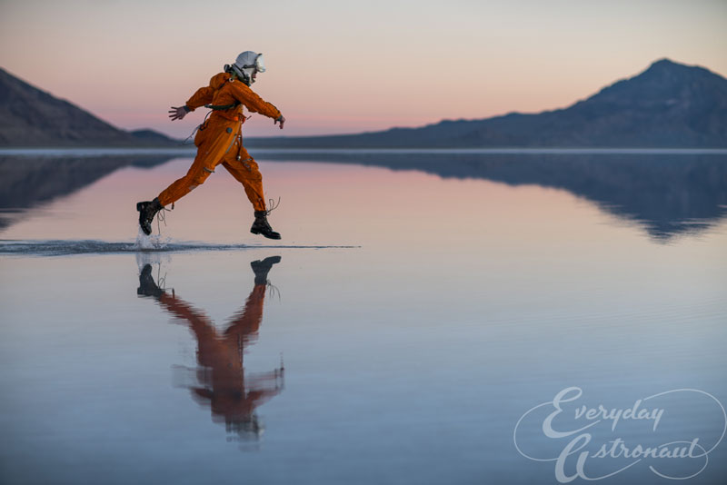 Everyday Astronaut Visits Flooded Bonneville Salt Flats tim dodd photography (2)