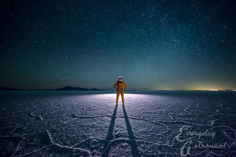 Everyday Astronaut Visits Flooded Bonneville Salt Flats tim dodd photography (5)