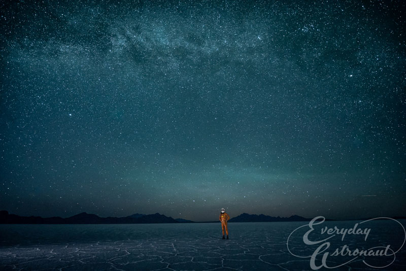 Everyday Astronaut Visits Flooded Bonneville Salt Flats tim dodd photography (6)