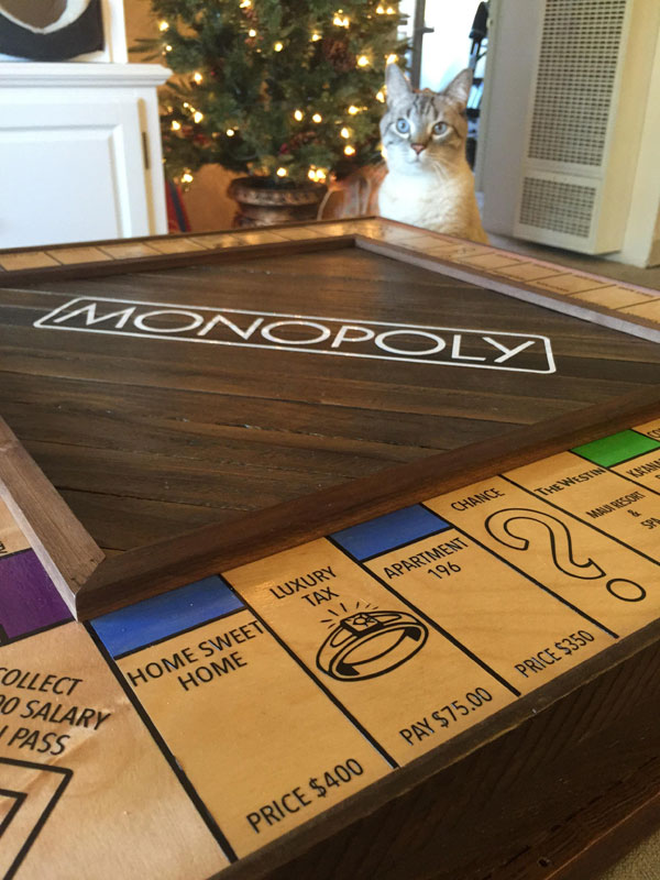 Guy Proposes With Romantic Custom Monopoly Board (16)