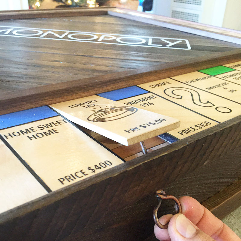 Guy Proposes With Romantic Custom Monopoly Board (22)