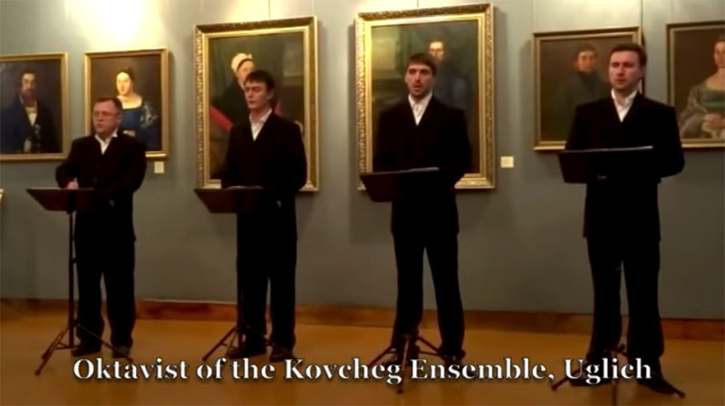Oktavists Can Sing a Full Octave Below the Bass and It Sounds Awesome
