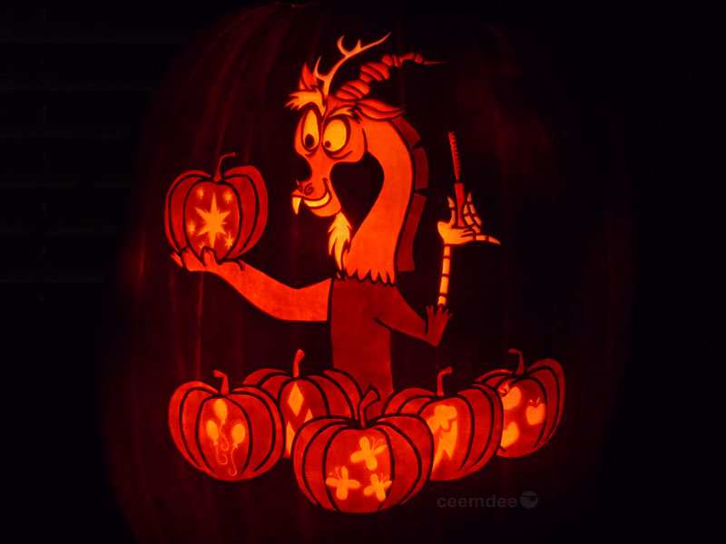 pumpkin art by ceemdee on deviantart (3)