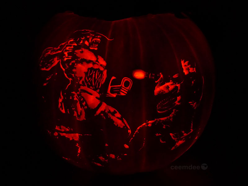 pumpkin art by ceemdee on deviantart (4)