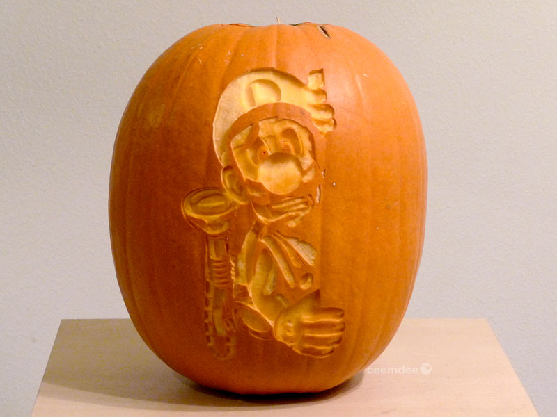pumpkin art by ceemdee on deviantart (5)