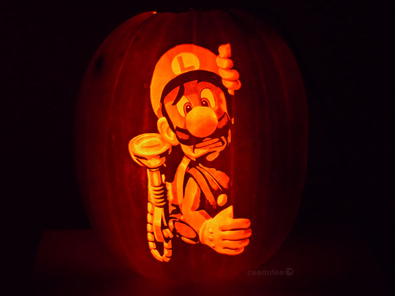 pumpkin art by ceemdee on deviantart (6)