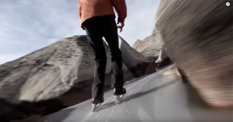 These Guys Went Skating Through a Mountain Trail and It Looks Unreal