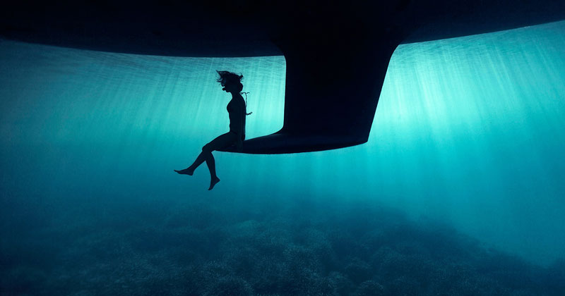 The Breathtaking Underwater Portraits of27MM