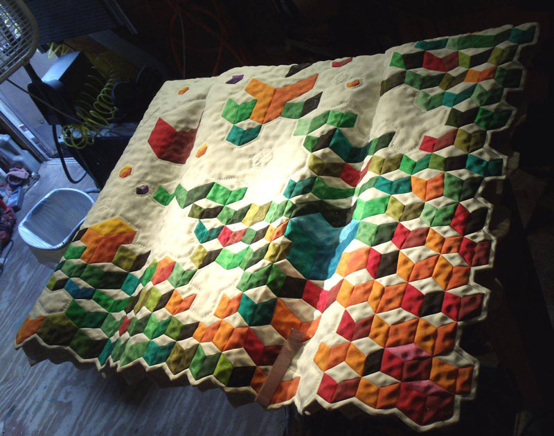 wooden quilts carved by artist fraser smith (9)