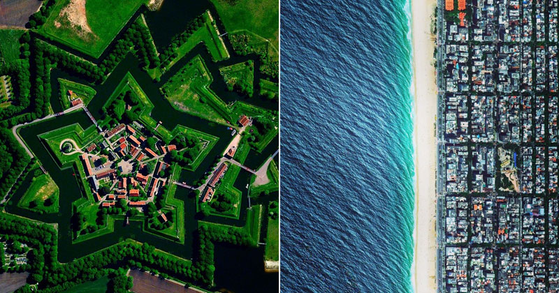 Seeing the World Through the Eyes of a Satellite (17 Photos)