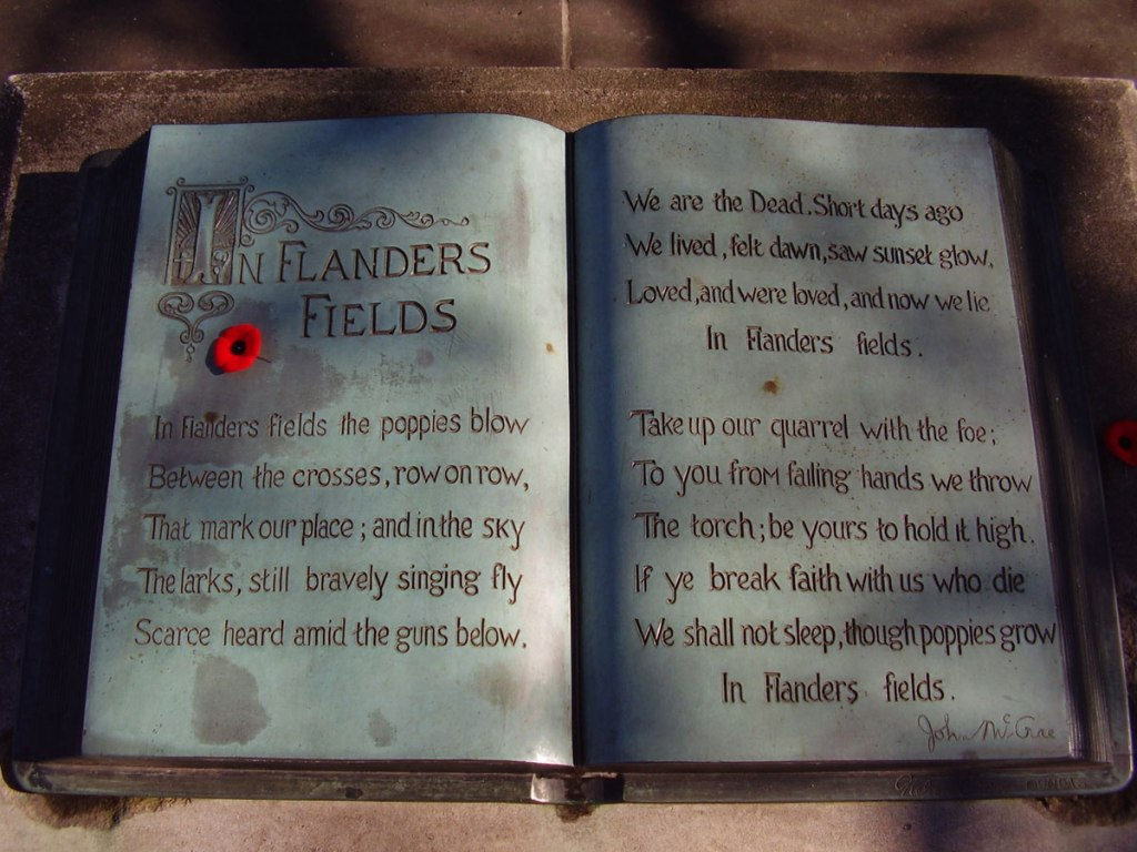 Picture of the Day: Lest We Forget