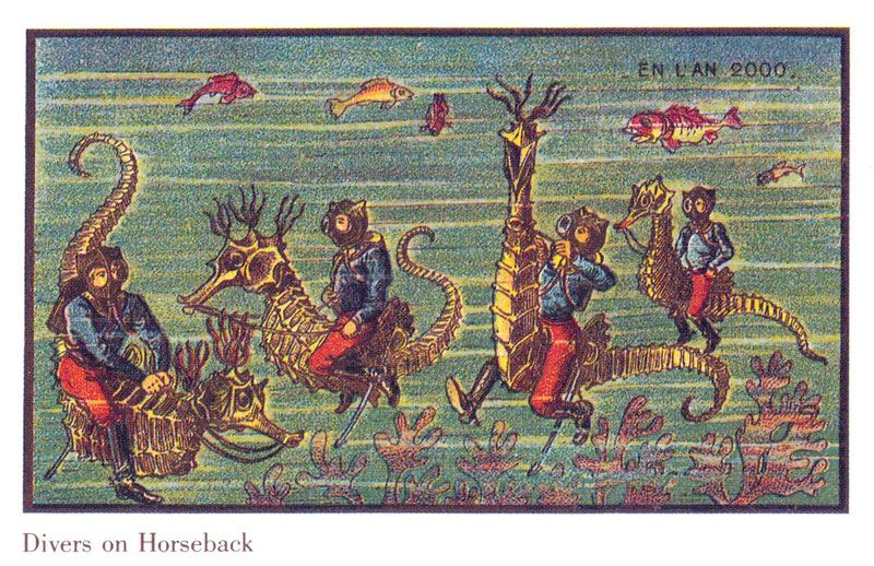 french artists from 1900s depict the year 2000 (14)