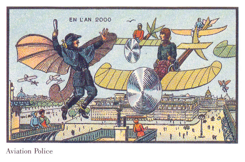 french artists from 1900s depict the year 2000 (16)