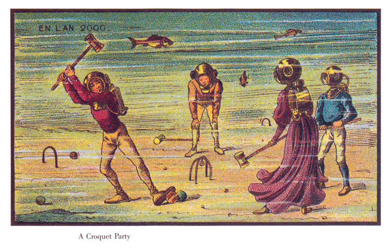 french artists from 1900s depict the year 2000 (17)