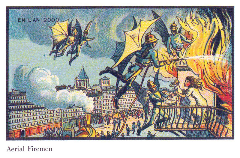french artists from 1900s depict the year 2000 (21)