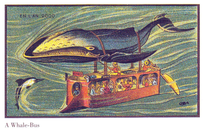 french artists from 1900s depict the year 2000 (28)