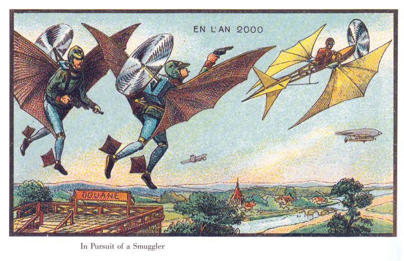 french artists from 1900s depict the year 2000 (3)