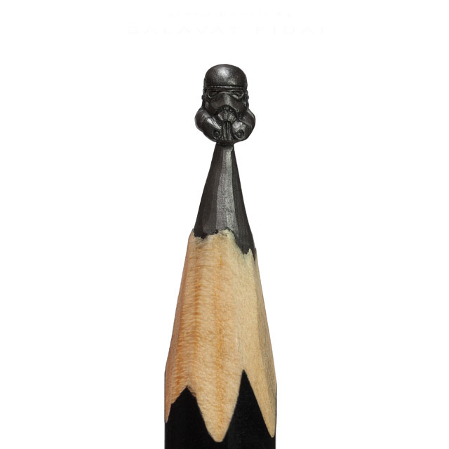 miniature sculptures carved on the tips of pencils by salavat fidai (13)