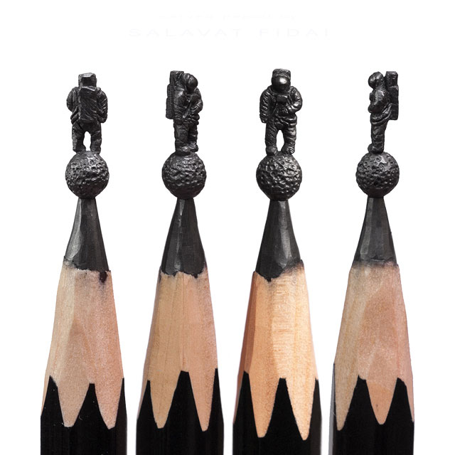 miniature sculptures carved on the tips of pencils by salavat fidai (3)
