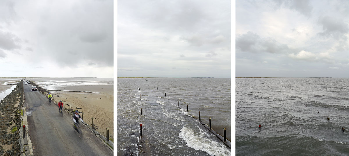 ne-Holy-Island-causeway,-Northumberland.-7-May-2012.-Low-water-10.30am,-3.20-pm,-high-water-4