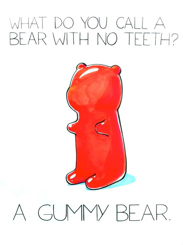 punny illustrations by arseniic on deviantart (10)