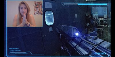 Chatroulette Real Life First Person Shooter: Level 2