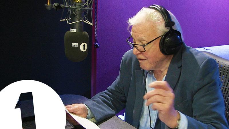 Sir David Attenborough Narrates Adele's 'Hello' MusicVideo