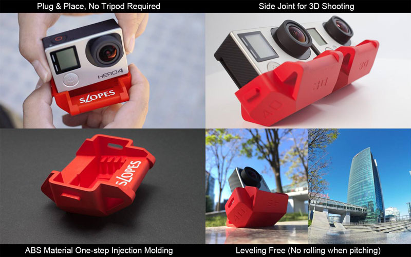 slopes Stand Lets You Put Your GoPro Into 20 Different Positions (4)
