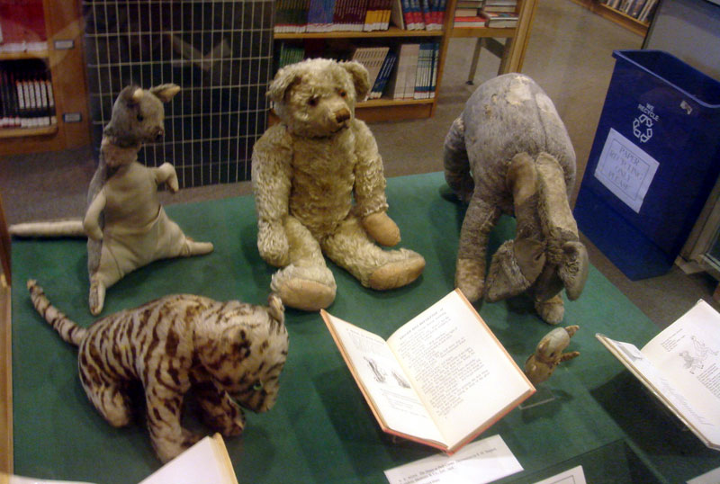 These are the Original Stuffed Animals That Inspired Winnie-the-Pooh