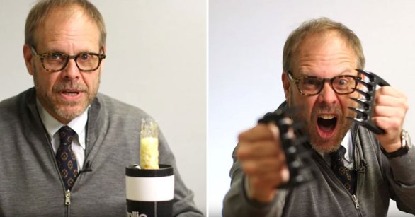 Alton Brown Reviews Bad Kitchen Gadgets
