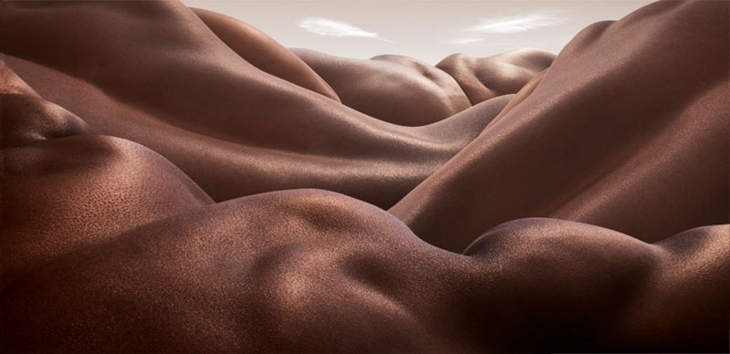 carl warner makes landscapes out of anything (11)