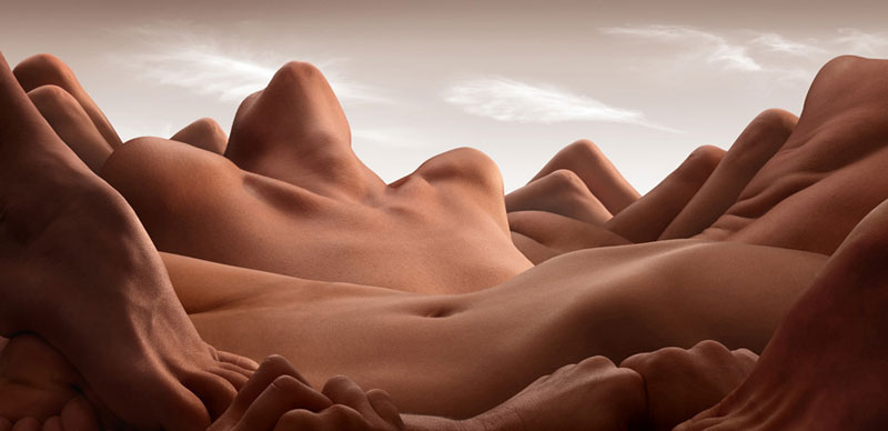 carl warner makes landscapes out of anything (8)