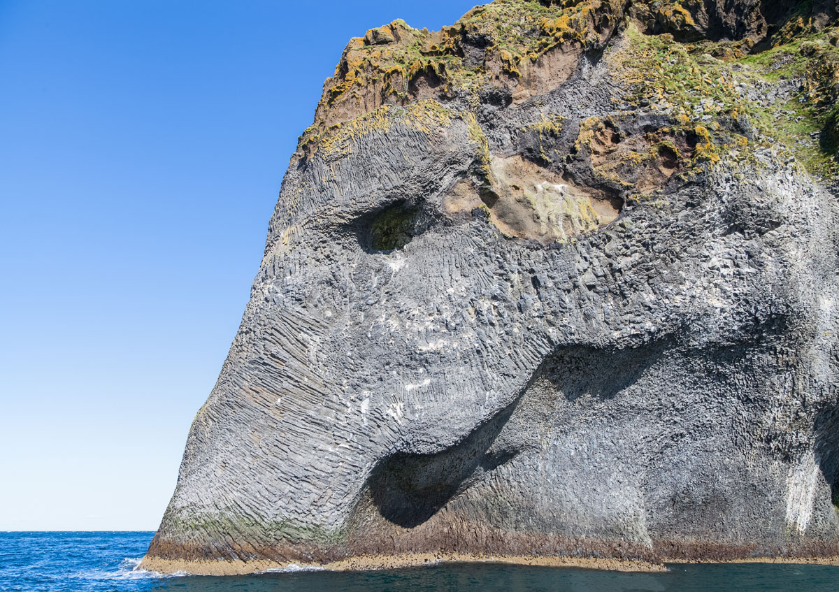elephant rock heimaey iceland The Top 100 Pictures of the Day for 2015