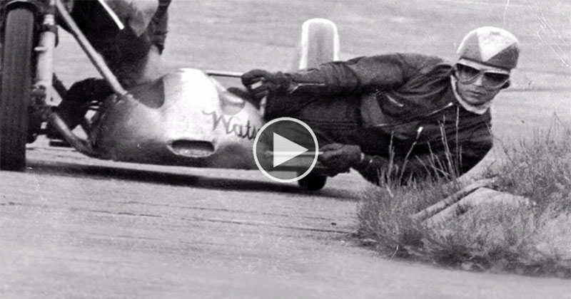 The Life and Times of a Champion Sidecar Racer