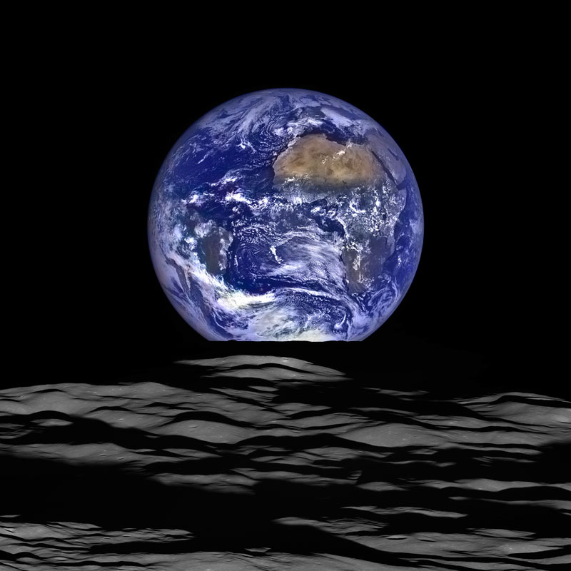 Picture of the Day: Earthrise 2015