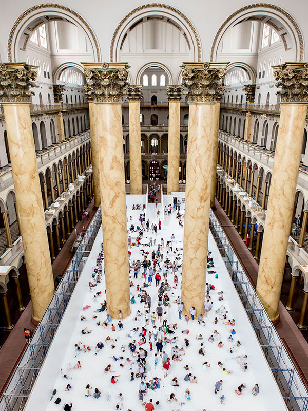 national building museum ball pit by snarkitecture (8)
