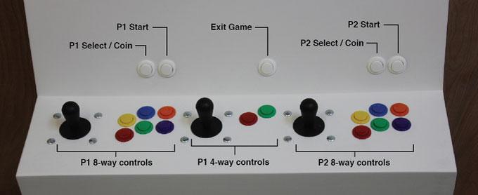 Polycade Gives Arcade Classisc a Modern Facelift (1)