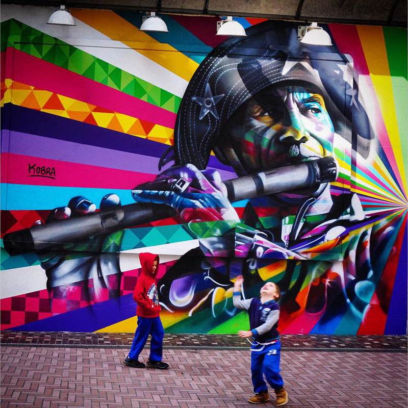 street art portraits by eduardo kobra (11)